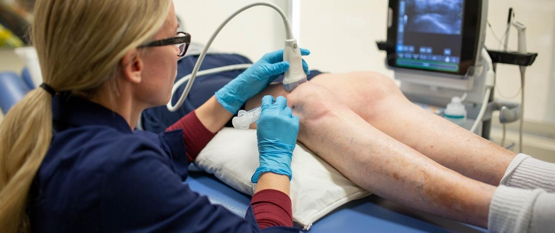 Platelet Rich Plasma Knee Clinic