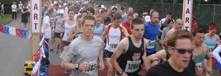 Eight Errors of Distance Runners